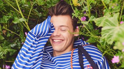 Aranyból van a szíve! Felkereste súlyosan sérült rajongóját Harry Styles