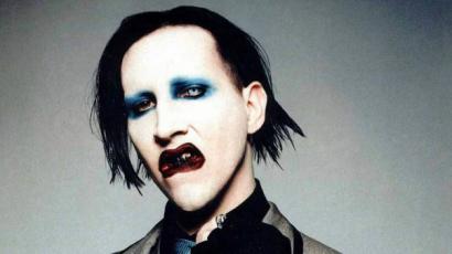 Arcképével díszített műpéniszt dobott piacra Marilyn Manson