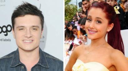 Ariana Grande és Josh Hutcherson együtt?