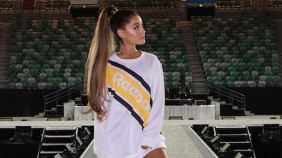 Ariana Grande kabátjáról álmodik minden lány