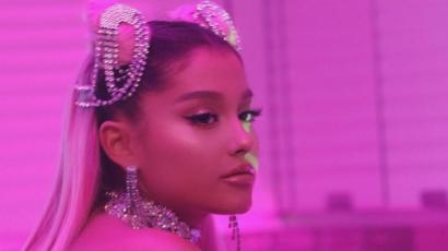 Ariana Grande kipróbálja magát a szépségiparban is?