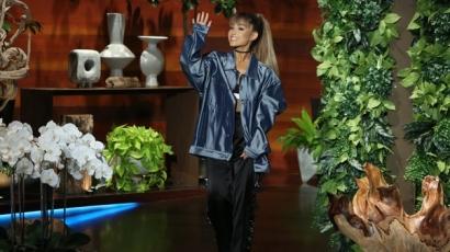Ariana Grande még nem áll készen beszélni új kapcsolatáról