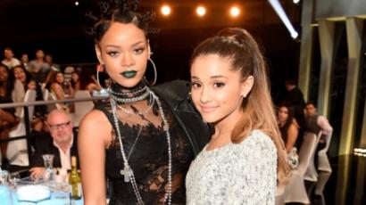 "Ariana Grande: ""Nem nevetett ki Rihanna"""