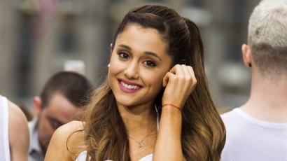 Kitört a feminista Ariana Grandéből