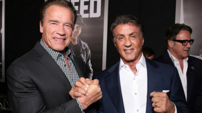 Arnold Schwarzenegger nem vállal szerepet A feláldozhatók 4-ben Sylvester Stallone nélkül