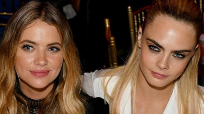 Ashley Benson és Cara Delevingne szakított?