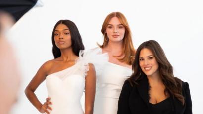 Ashley Graham nem kapott magára megfelelő menyasszonyi ruhát, ezért saját kollekciót tervez