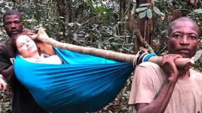 Ashley Judd elmesélte, hogyan segítettek rajta Kongóban horrorbalesete után