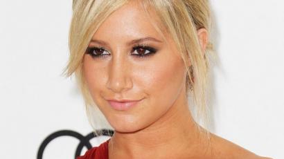 Ashley Tisdale csatlakozott a Puma jótékonysági kampányához