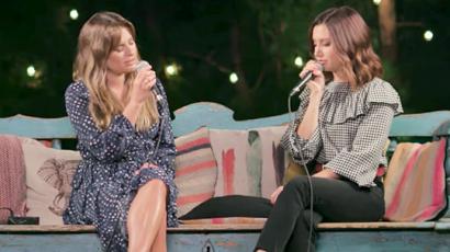Ashley Tisdale most Lea Michele-lel duettezett, és egyszerűen gyönyörű lett