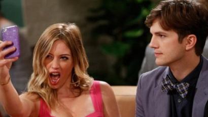 Ashton Kutcherrel kavar Hilary Duff