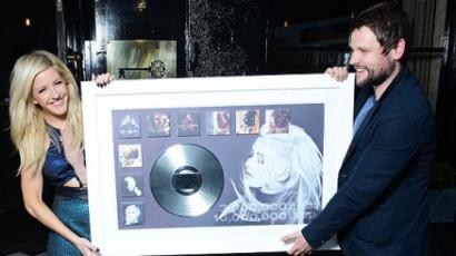 Augusztusban érkezik Ellie Goulding új kislemeze