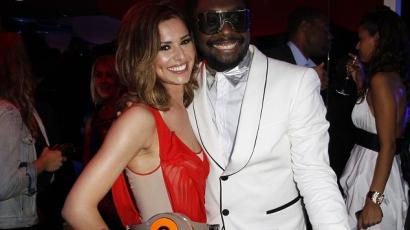 Autóbalesetet szenvedett Cheryl Cole és Will.I.Am