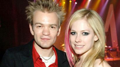 Avril Lavigne büszke Deryck Whibley-re