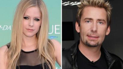 """Avril Lavigne: """"Chad mindennap megnevettet"""""""
