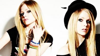 Avril Lavigne manikűrkollekciót tervez