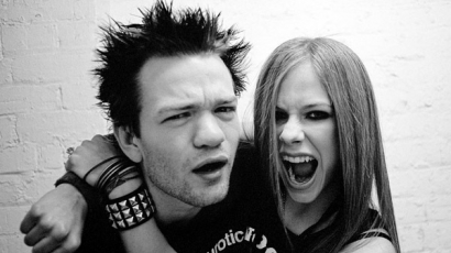 Avril Lavigne volt férjével nyaralt