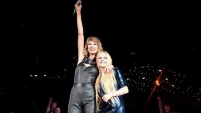 Avril Lavigne volt Taylor Swift turnéjának utolsó sztárvendége