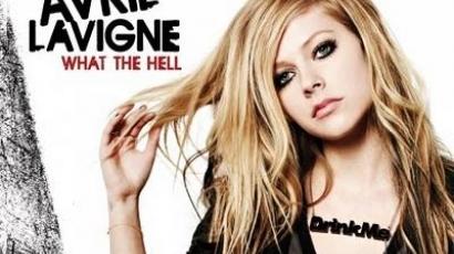 """Avril Lavigne: """"Mi a fene?"""""""