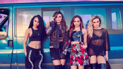 Az öt legtöbbet megtekintett Little Mix dal