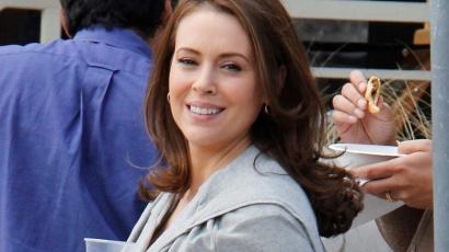 Az ABC új sorozatában kapott szerepet Alyssa Milano
