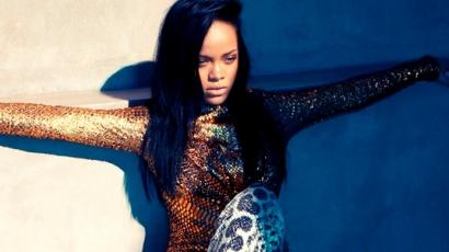 Az albumborítón is meztelen Rihanna