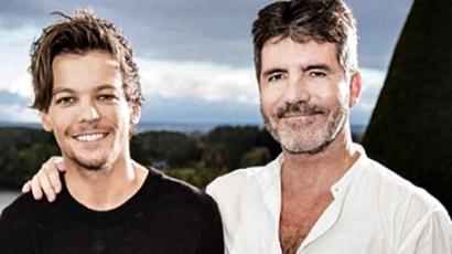 Az apává válással kapcsolatban adott tanácsot Louis Tomlinsonnak Simon Cowell