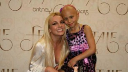 Britney Spears ismét bizonyította jószívűségét