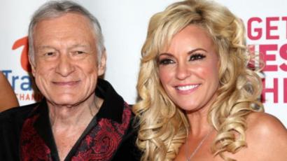 Az egykori Playboy-nyuszi már nem szívesen látott vendég Hugh Hefner házában