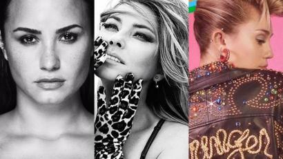 Borzalmasan kevés lemezt ad el Miley Cyrus és Demi Lovato