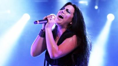 Az Evanescence énekesnője beperelte a Wind-Up Recordsot
