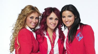 Így néznek ki bikiniben az RBD énekesnői