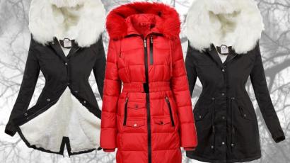Az október feltárja a TOP kabát modelleket - ősz/tél 2018.