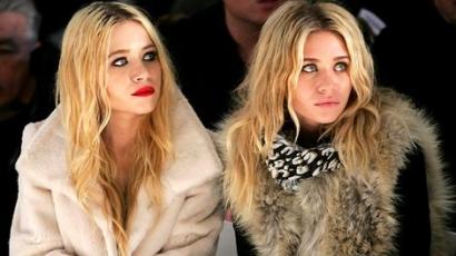 Az Olsen ikrek lettek az év stílusikonjai