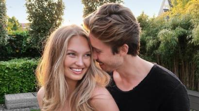 Babát vár a Victoria's Secret angyal Romee Strijd, megható történetet mesélt el
