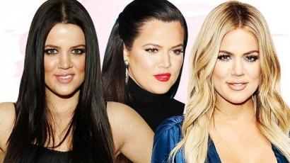 Bájos kislányból vadító díva – ennyit változott Khloe Kardashian az elmúlt években