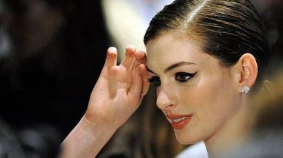 Balesetet szenvedett Anne Hathaway