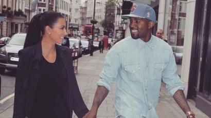 Barátai óva intették Kanye Westet Kim Kardashiantól
