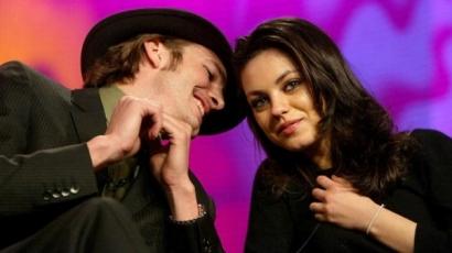 Barátság extrákkal: Mila Kunis és Ashton Kutcher egymás alkalmi partnerei voltak
