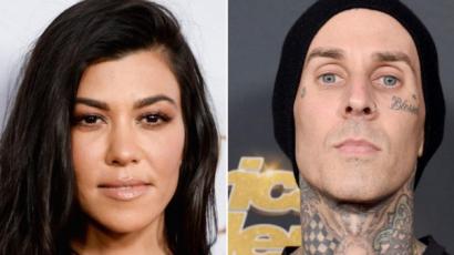 Barátságból szerelem? Kourtney Kardashian és Travis Barker hetek óta randizgat