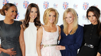 Beckhamné nélkül folytatja a Spice Girls
