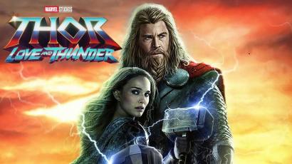 Befejezték a Thor: Szerelem és mennydörgés forgatását – fotó!
