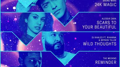 Bejelentették az MTV VMA idei jelöltjeit