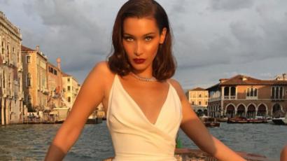 Bella Hadid pontot tett a szerelmi életéről szóló pletykák végére