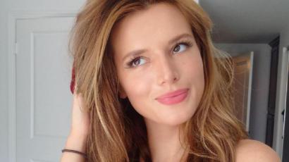 Bella Thorne bevallotta, mi áll viselkedésének hátterében: molesztálták a színésznőt