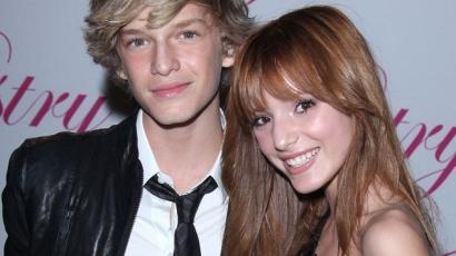 """Bella Thorne: """"Csak barátok vagyunk Codyval"""""""