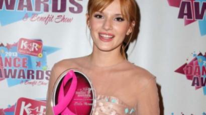 Bella Thorne lett az év példaképe
