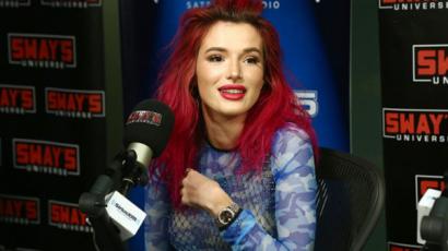Bella Thorne tagadja, hogy ő lenne a maszturbálós videón