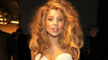 Bemutatta az ARTPOP borítóját Lady Gaga