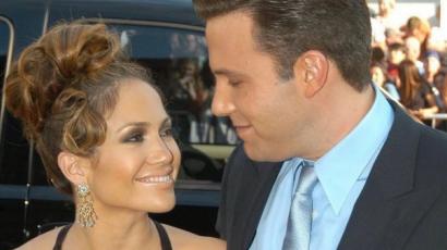 Ben Affleck már Jennifer Lopez gyerekeivel is jóban van